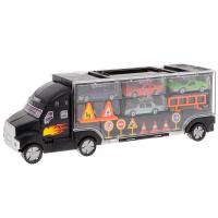 Boley 31248A Игрушка грузовик-перевозчик Boley с 4-мя машинками