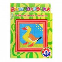 Набор для детского творчества Вышиваночка Технок