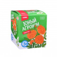 "Юный агроном ""Бархатцы"""