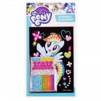 "Набор для творчества ""Мозаика алмазная My Little Pony"" в пакете"