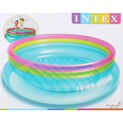 "Игровой центр Intex 48267NP ""Манеж"" (2,03*0,69 м), 589350"
