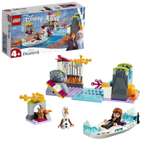 LEGO Disney Princess 41165 Конструктор ЛЕГО Принцессы Дисней Экспедиция Анны на каноэ