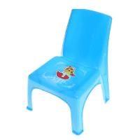 Детский стульчик VIP, высота до сиденья 16 см, цвета МИКС