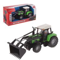 Трактор, фрикц., 25 см 3735002 МИКС
