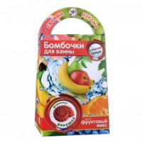 """Делаем бомбочки для ванн """"Ракушка"""" с ароматом фруктов"""